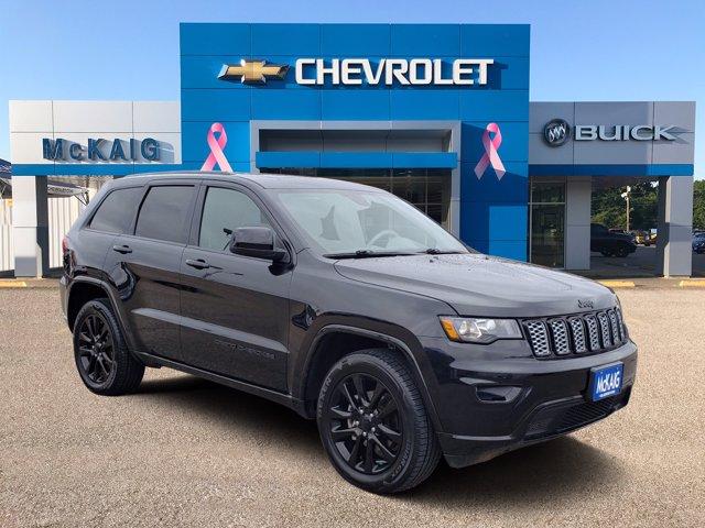 2018 Jeep Grand Cherokee Laredo photo