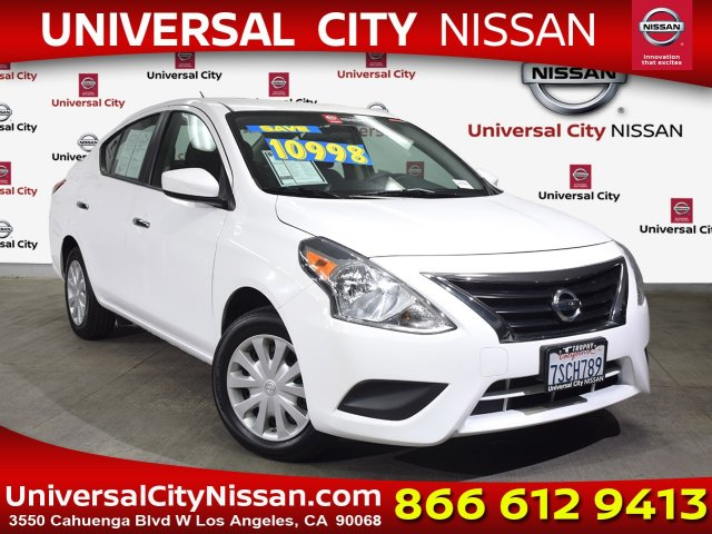 2016 Nissan Versa 1.6 L