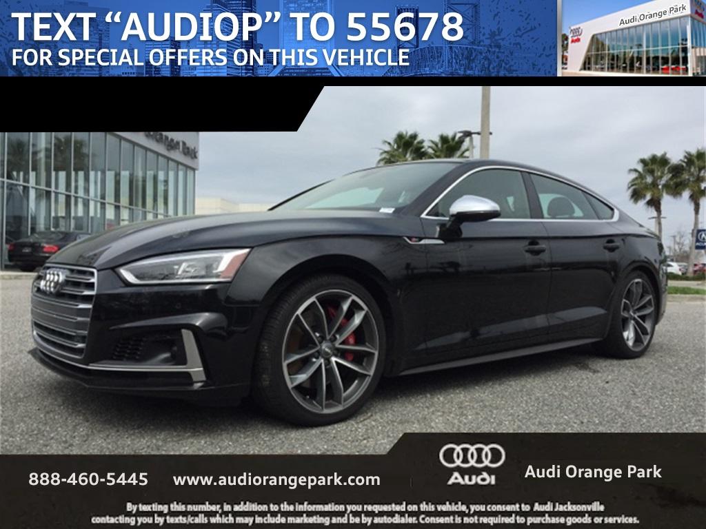 2018 Audi S5 Sportback Prestige photo