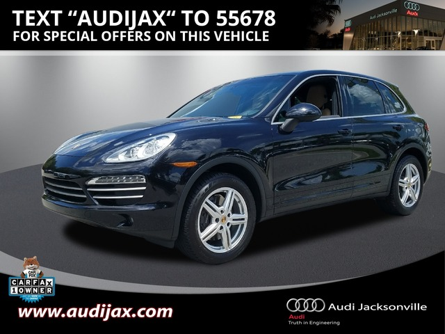 Used porsche cayenne for sale in jacksonville fl the for Mercedes benz of orange park florida