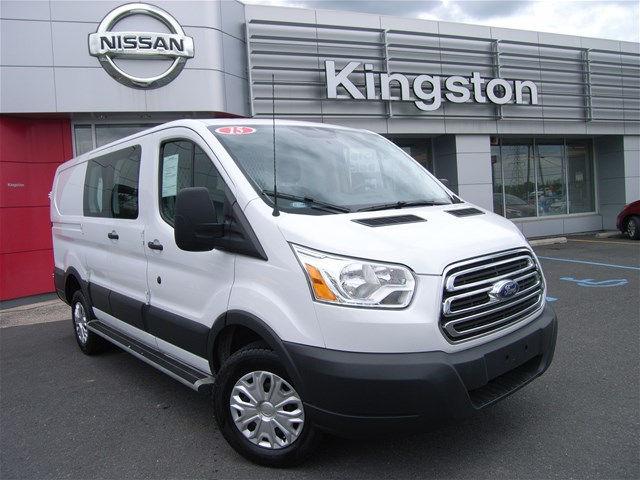 2015 ford transit cargo van in kingston ny for sale 20 975. Black Bedroom Furniture Sets. Home Design Ideas
