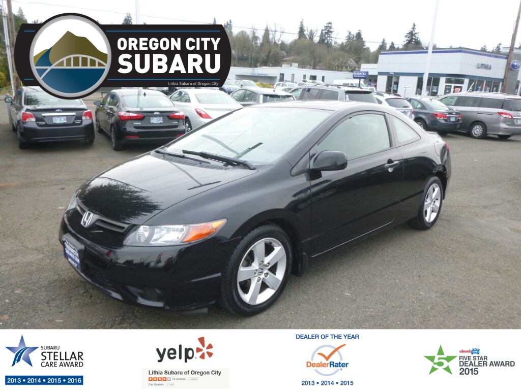 2007 Honda Civic Cpe
