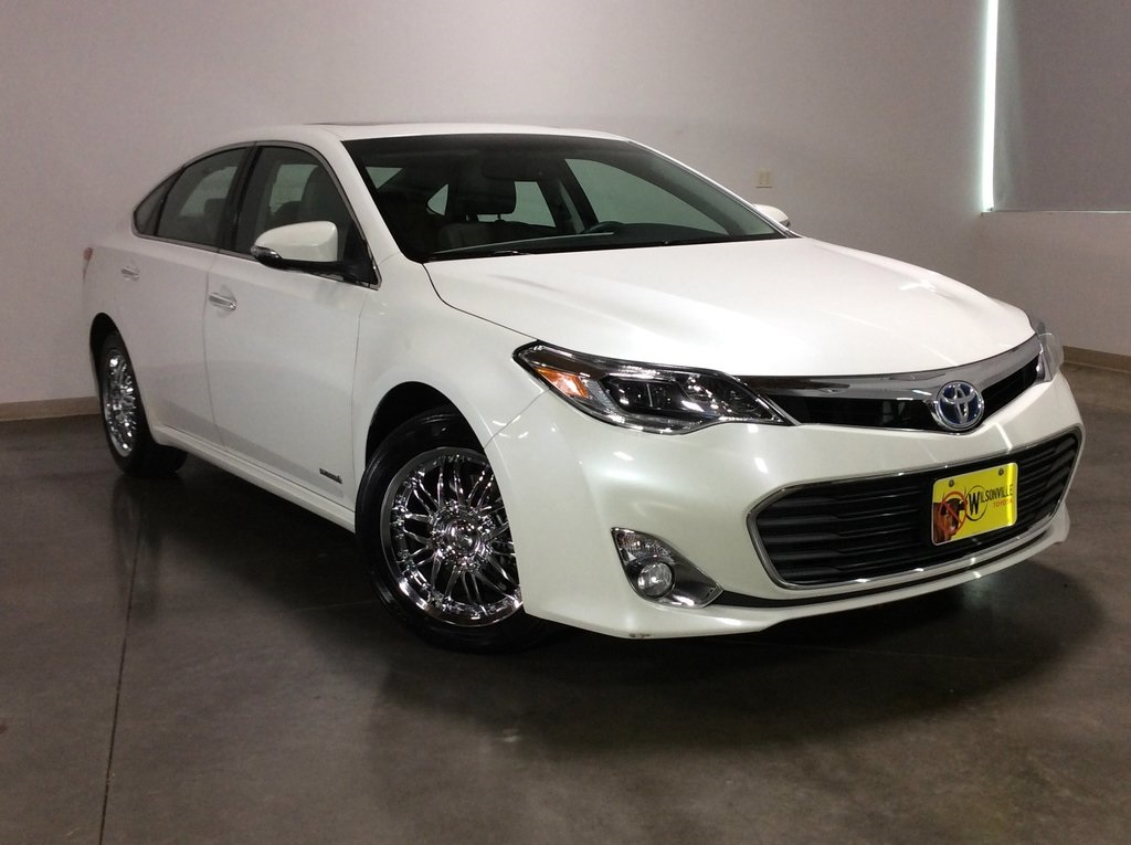 new and used toyota avalon for sale in portland or u s news world report. Black Bedroom Furniture Sets. Home Design Ideas