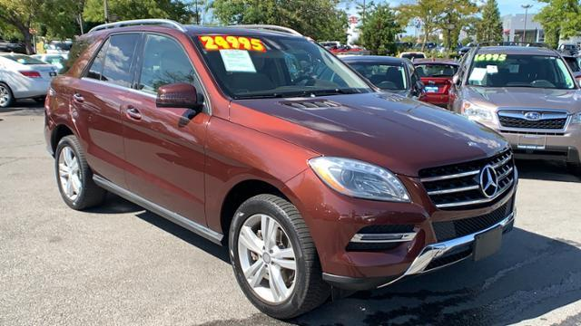 Mercedes-Benz M-Class Under 500 Dollars Down