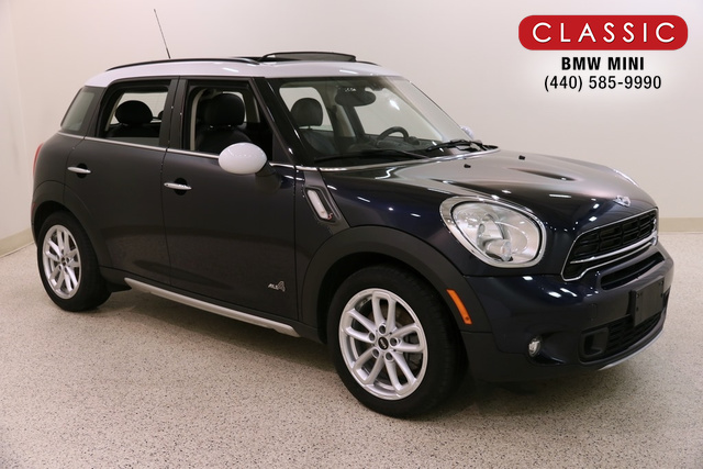 MINI Cooper Countryman Under 500 Dollars Down