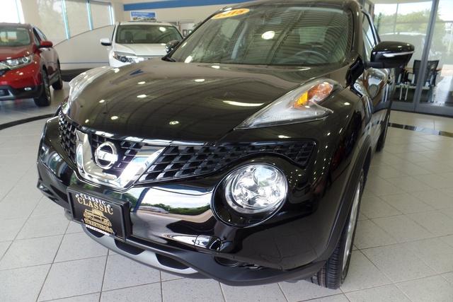 2015 Nissan JUKE S photo