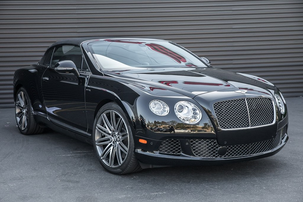 2014 Bentley Continental GT photo