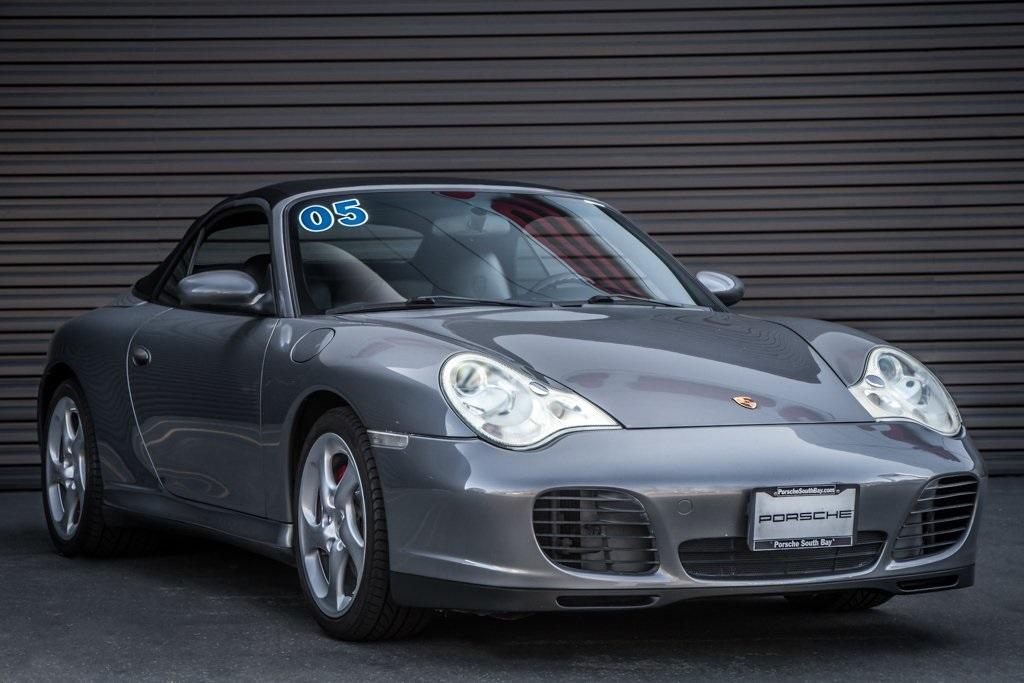 2005 Porsche 911 photo