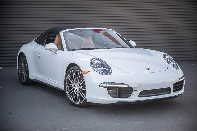 2015 Porsche 911 photo