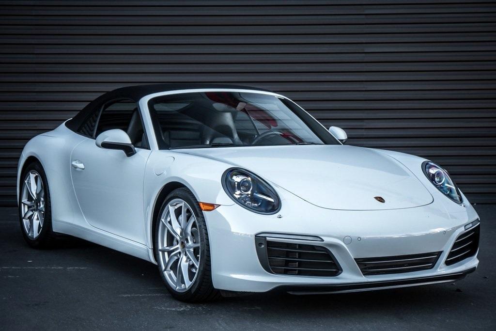 2017 Porsche 911 photo