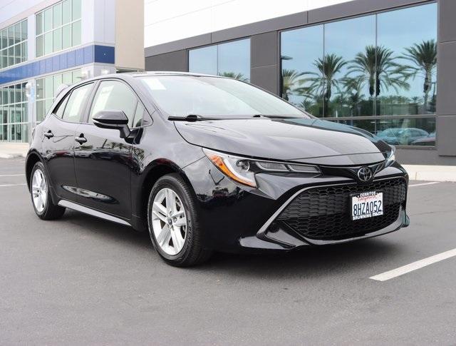 Toyota Corolla Hatchback Under 500 Dollars Down