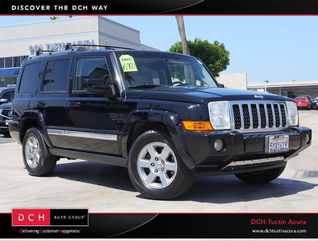 2007 Jeep Commander Overland photo