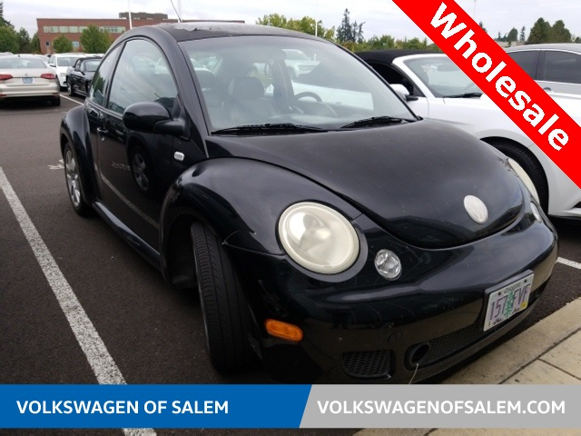 2003 Volkswagen New Beetle Coupe