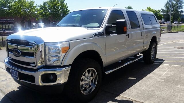 Pre Owned Ford Super Duty F-350 SRW Under $500 Down