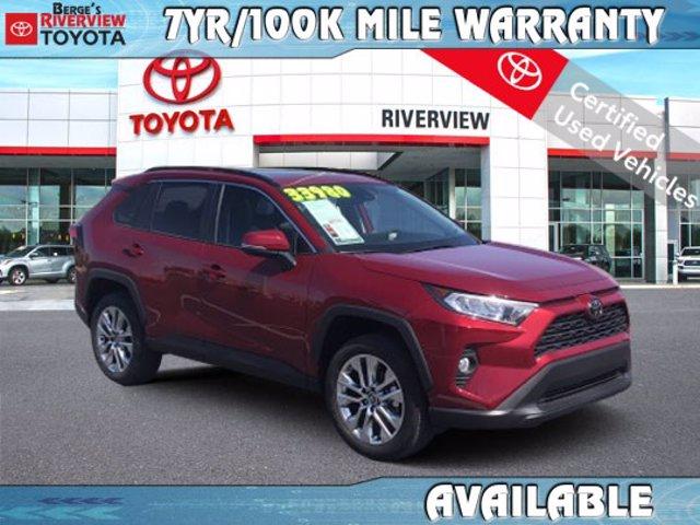 2020 Toyota RAV4 XLE Premium photo