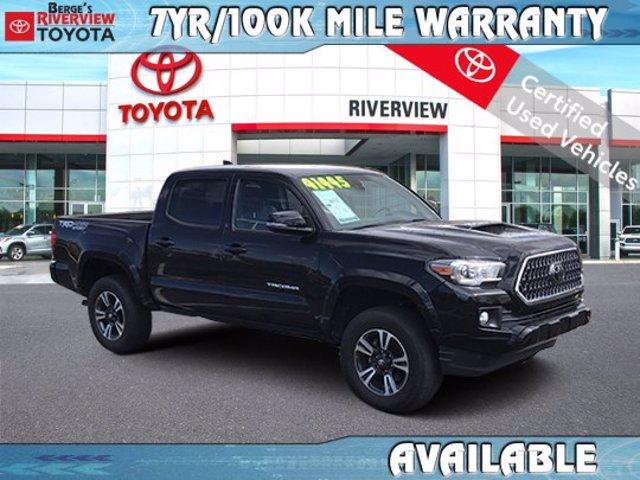2018 Toyota Tacoma SR photo
