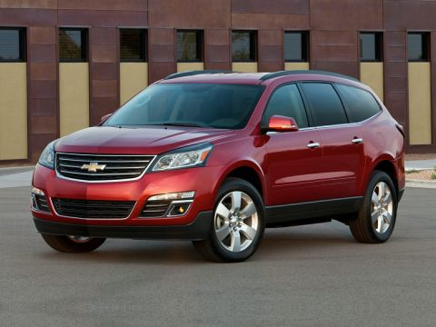 Used Chevrolet Traverse Below $1,000 Down
