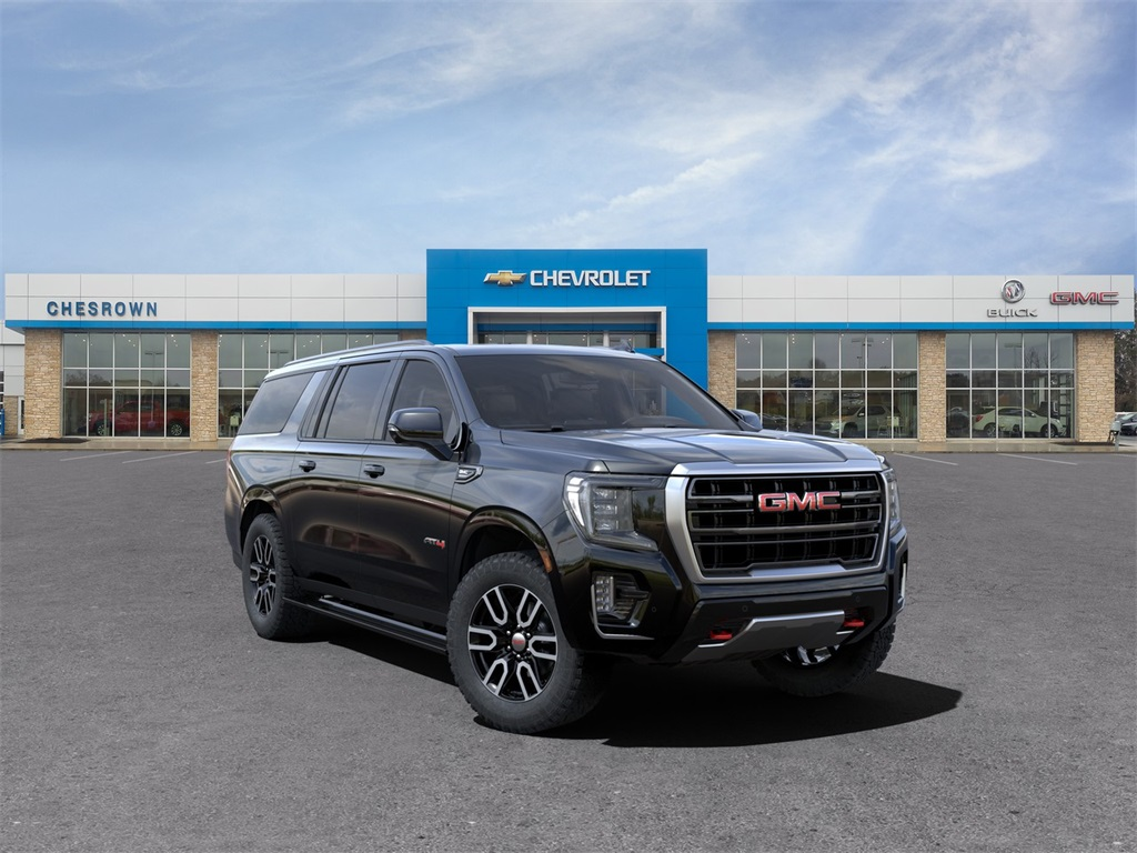 2021 Gmc Yukon Xl Review Trims Specs Price New Interior Features Exterior Design And Specifications Carbuzz