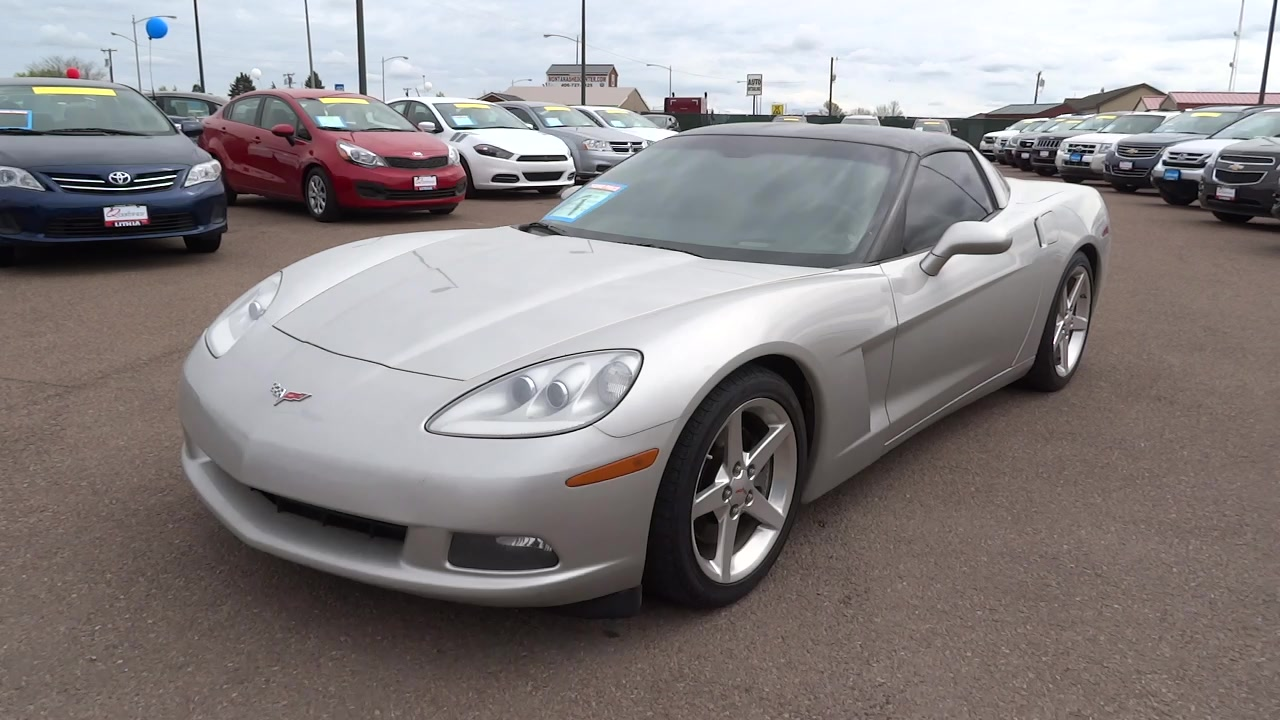 New And Used Chevrolet Corvettes For Sale In Montana Mt