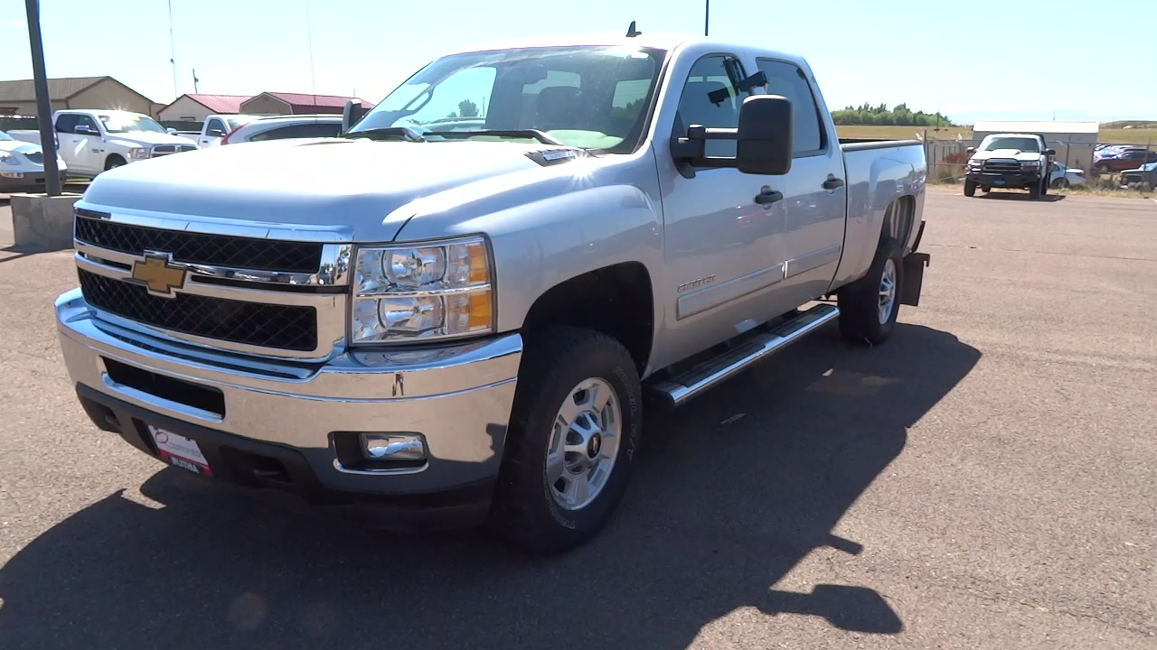 New And Used Chevrolet Silverado 2500hds For Sale In Montana Mt