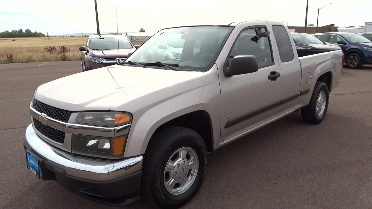 2007 Chevrolet Colorado In Great Falls Mt For Sale 11 995