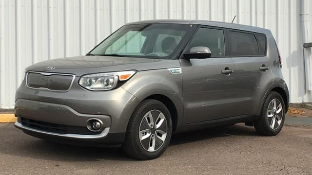 Kia Soul EV Under 500 Dollars Down