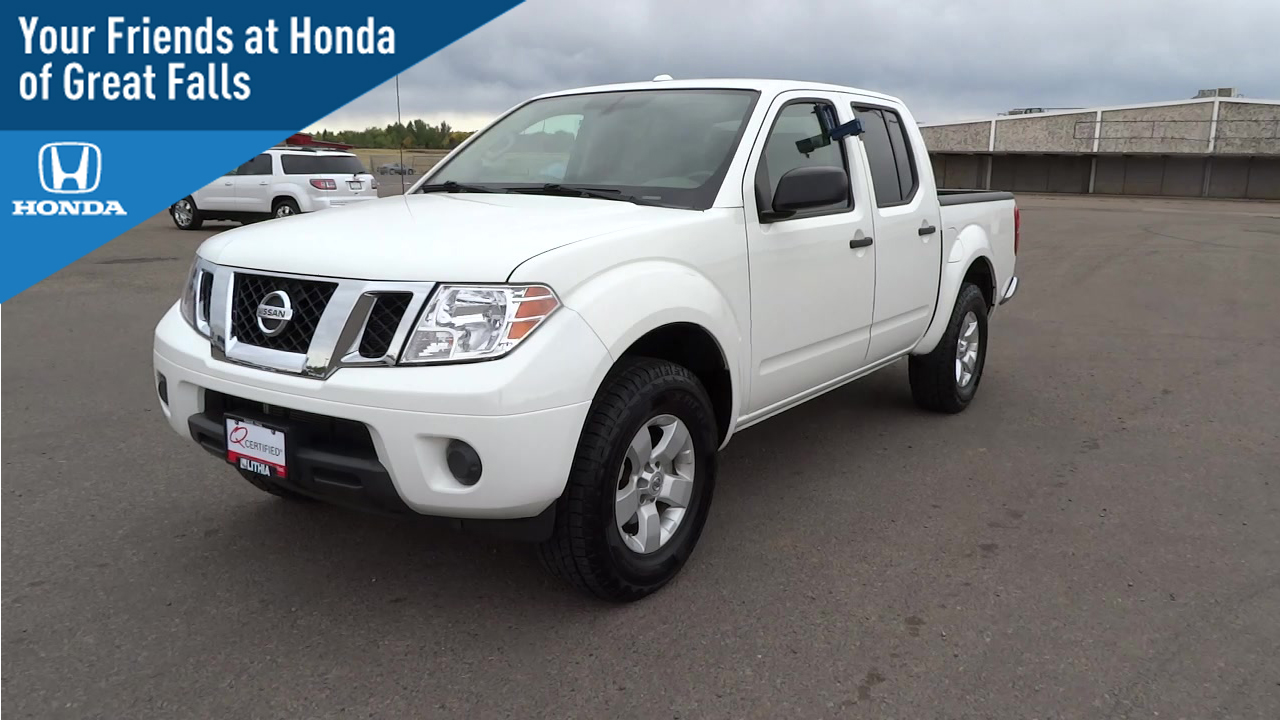 New And Used Nissan Frontiers For Sale In Montana Mt