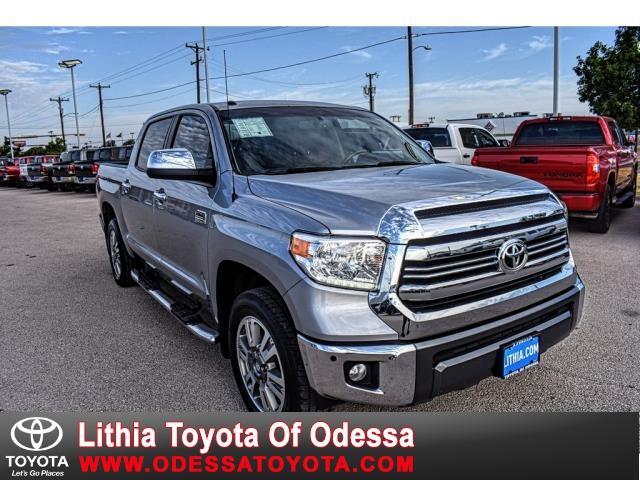 2016 Toyota Tundra 4WD Truck