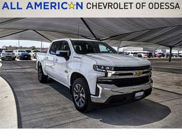 2020 Chevrolet Silverado 1500 LT photo