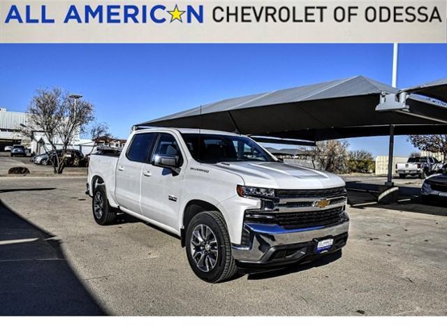 2021 Chevrolet Silverado 1500 LT photo