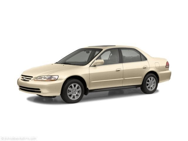 2002 Honda Accord Sdn