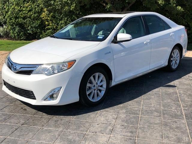 Toyota Camry Hybrid Under 500 Dollars Down