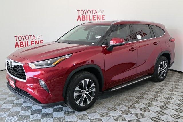 2021 Toyota Highlander XLE photo