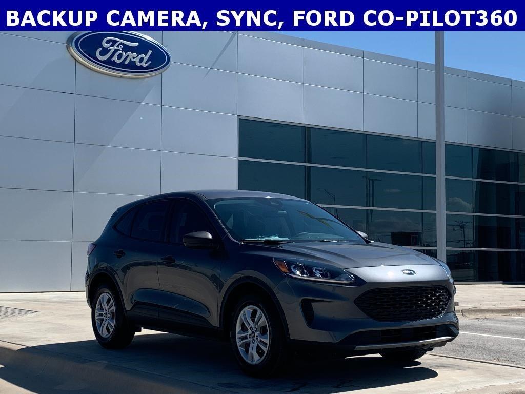 2021 Ford Escape S photo