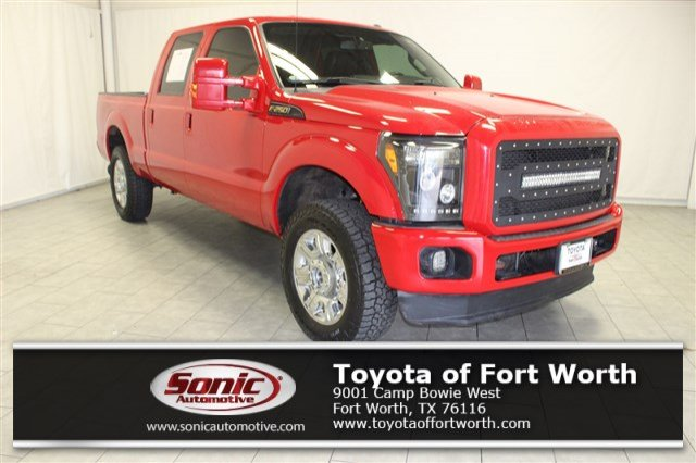 Pre Owned Ford Super Duty F-250 SRW Under $500 Down