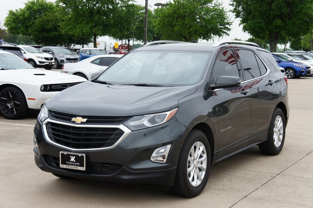 2018 Chevrolet Equinox  photo