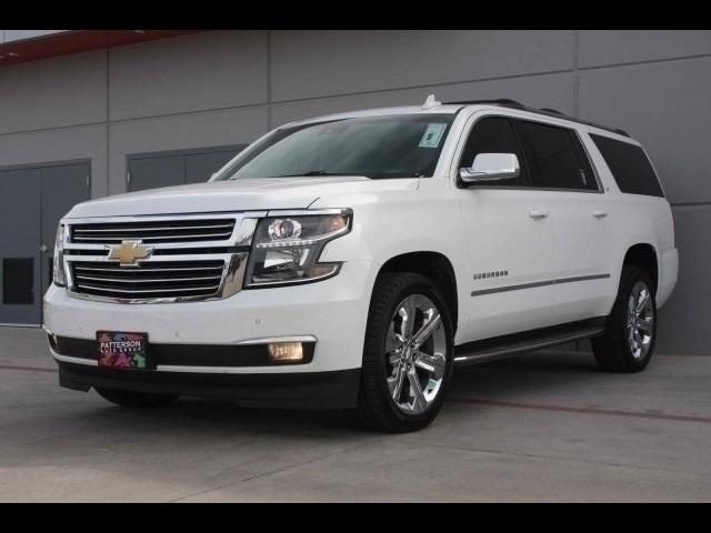 2016 Chevrolet Suburban 1500 LT