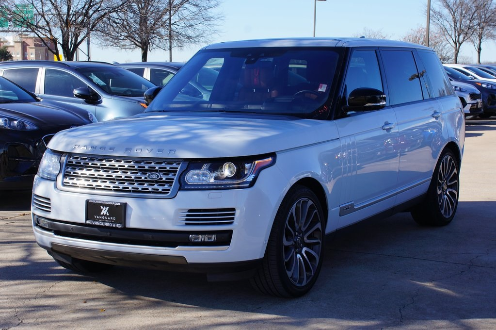 2017 Land Rover Range Rover  photo