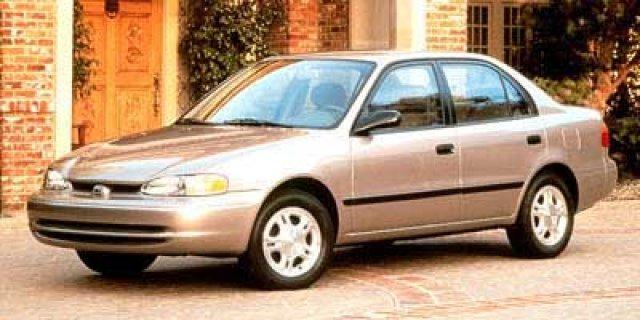 Chevrolet Prizm Under 500 Dollars Down