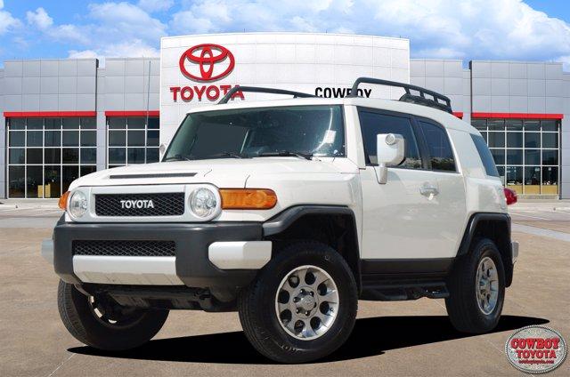 Toyota FJ Cruiser Under 500 Dollars Down