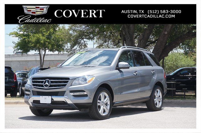 New And Used Mercedes Benz Ml For Sale In Austin Tx U S