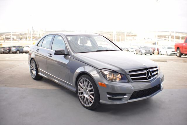 New and used mercedes benz c for sale in san antonio tx for San antonio mercedes benz dealers