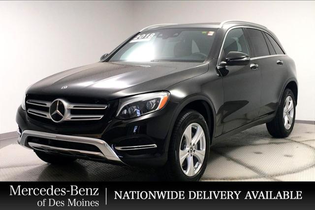 2018 Mercedes-Benz GLC  photo