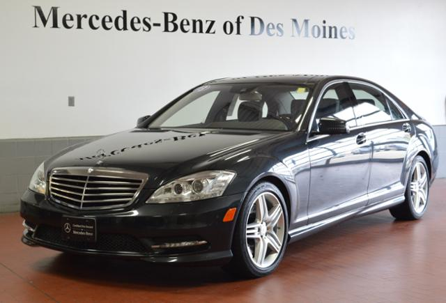 New and used mercedes benz s for sale in des moines ia for Mercedes benz of des moines urbandale ia