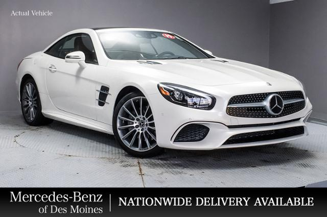 2019 mercedes benz sl in urbandale ia for sale 102 090 zipzip