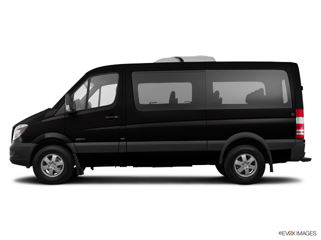 New and used mercedes benz sprinter passenger vans for for 2015 mercedes benz sprinter passenger van