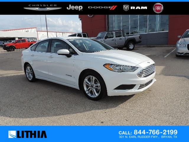 Ford Fusion Hybrid Under 500 Dollars Down