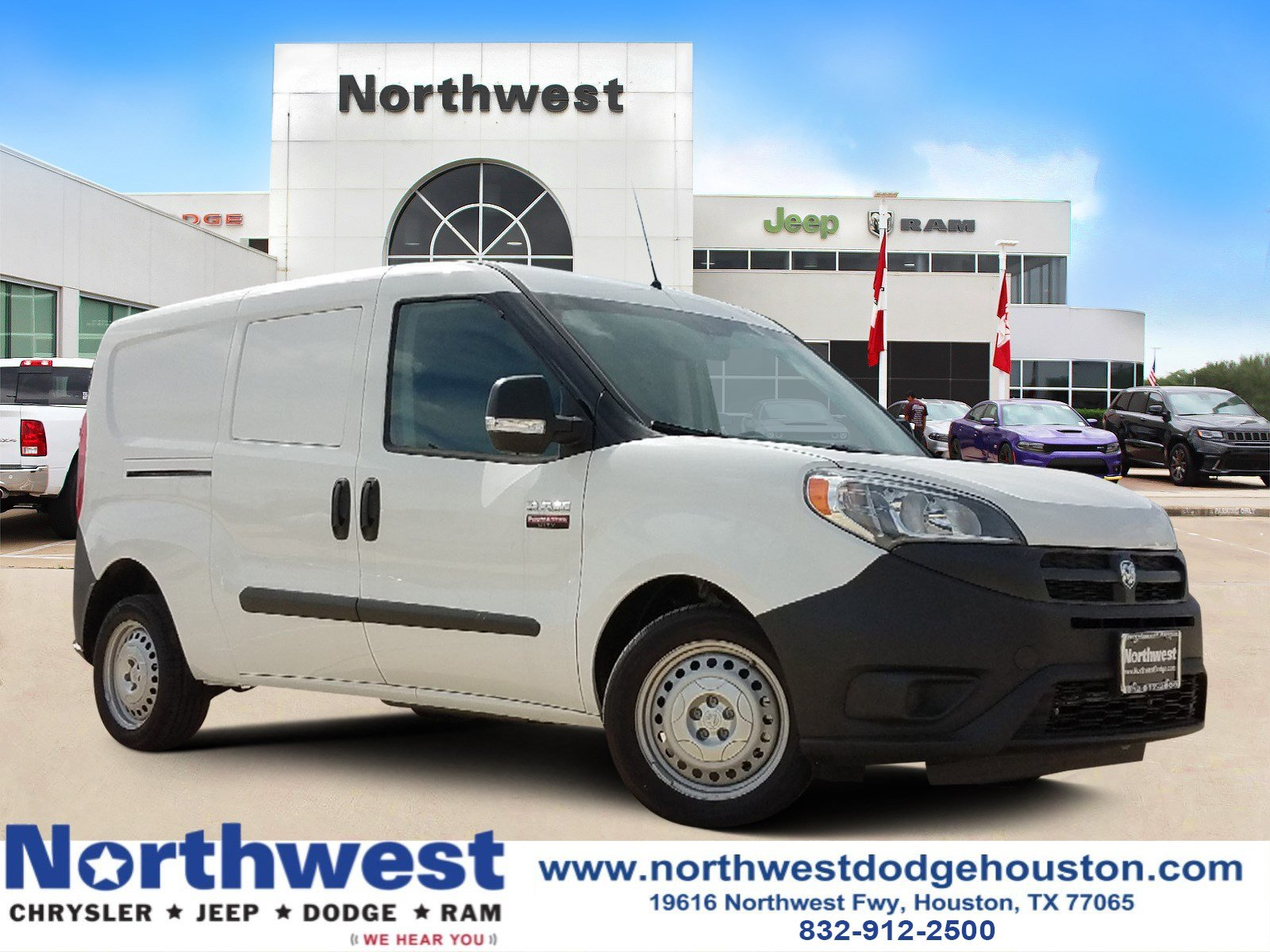 2018 RAM Promaster City Wagon  photo