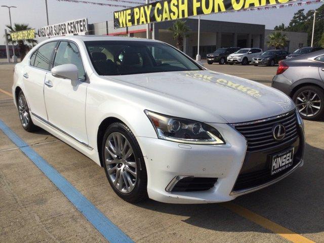 Lexus LS 460 Under 500 Dollars Down