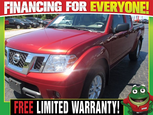 2014 Nissan Frontier King Cab SV